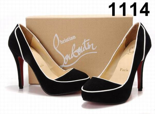chaussure louboutin femme promo