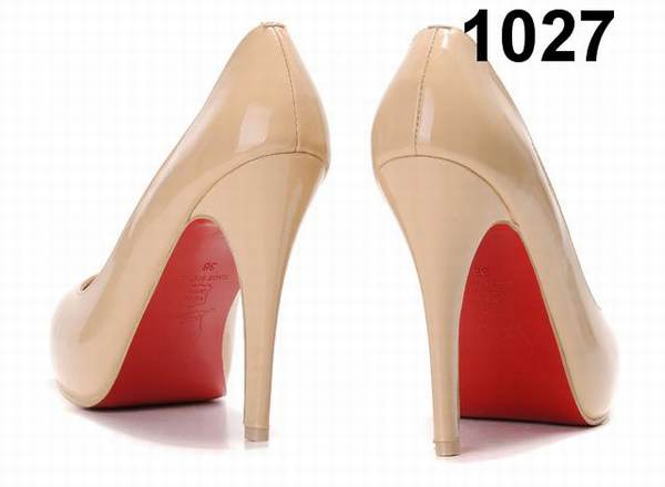 chaussures louboutin pas cher