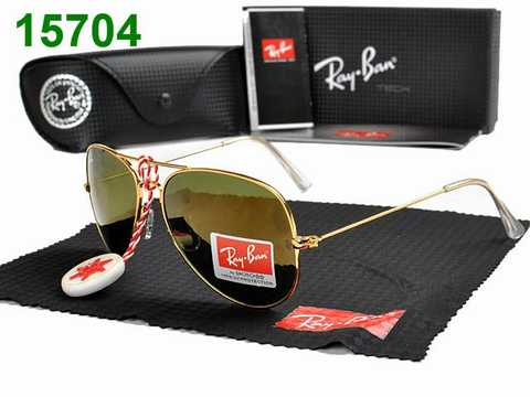 lunette ray ban homme france