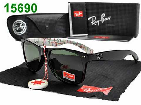 ray ban aviator homme pas cher